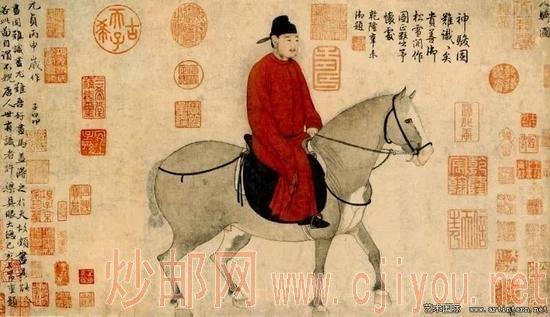 赵孟頫和元代士人的仕隐抉择